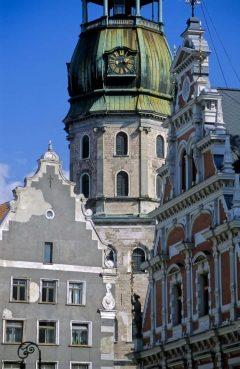 barokk, Riga, gamleby, Unesco Verdensarven, Latvia, Baltikum