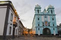 Kirken Misericordia, Angra do Heroismo, Terceira, Azorene, Portugal