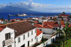 Horta, Faial, Azorene,