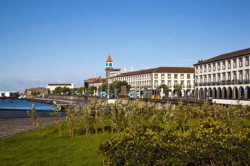 Azorene, Sao Miguel, Ponta Delgada
