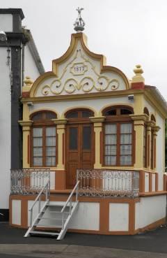 Helligåndkapeller, Azorene, Terceira, Portugal