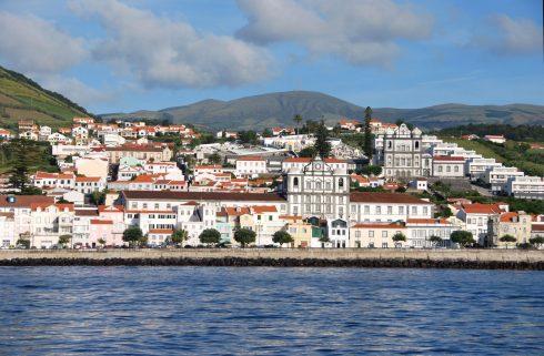 Horta, Faial, Azorene, Portugal