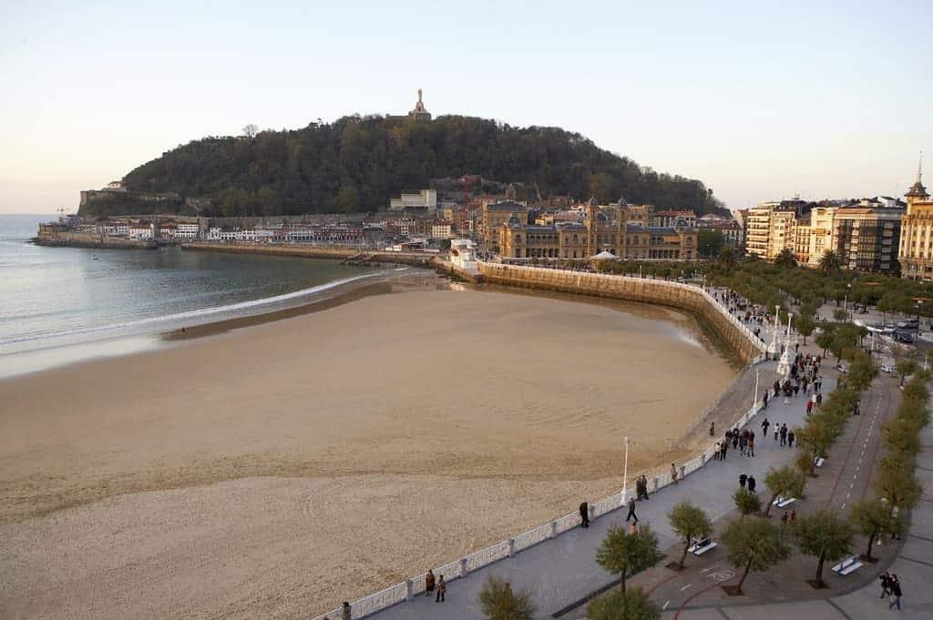 San Sebastian, Spania  ReisDit.no – reiseguider på nett...