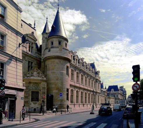 Paris, Cloitre Saint Martin, Hôtel de Cluny, romertid, Ile de Cité, Notre Dame, middelalder, Tuilerie, obelisken, Ile de France, Unescos liste over Verdensarven, Seinen, Nord-Frankrike, Frankrike