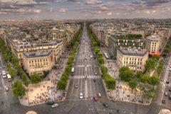 Paris, Musee d'Orsay, Latinerkvarteret, Champs Élysées, Ile de Cité, Notre Dame, middelalder, Tuilerie, obelisken, Ile de France, Unescos liste over Verdensarven, Seinen, Nord-Frankrike, Frankrike