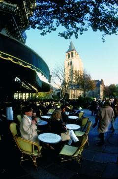 Paris, St.-Germain-des-Prés, Ile de Cité, Notre Dame, middelalder, Tuilerie, obelisken, Ile de France, Unescos liste over Verdensarven, Seinen, Nord-Frankrike, Frankrike