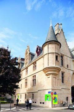 Paris, Hôtel de Sens, Latinerkvarteret, Champs Élysées, Ile de Cité, Notre Dame, middelalder, Tuilerie, obelisken, Ile de France, Unescos liste over Verdensarven, Seinen, Nord-Frankrike, Frankrike