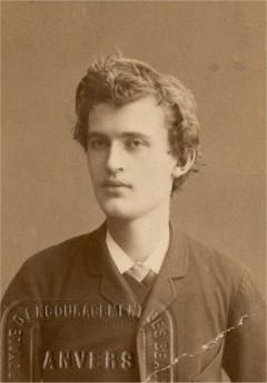 Edvard Munch - kunstneren som ung mann